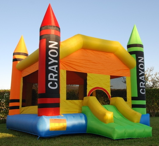 Crayon Bouncer
